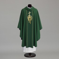 Gothic Chasuble 5833 - Green