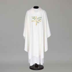 Gothic Chasuble 5836 - Cream