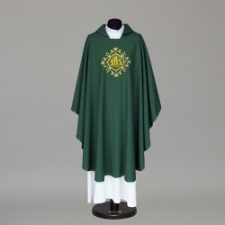 Gothic Chasuble 5839 - Green