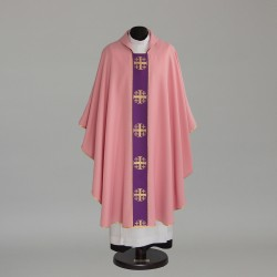Gothic Chasuble 5850 - Rose