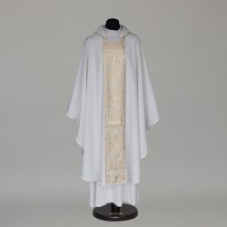 Gothic Chasuble 5852 - Cream
