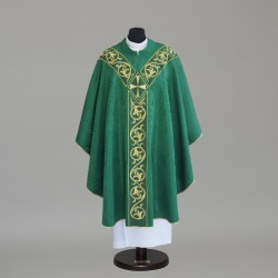 Gothic Chasuble 5869 - Green
