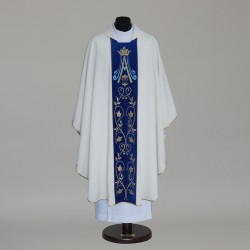 Marian Gothic Chasuble 5870...