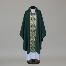 Gothic Chasuble 5987- Green
