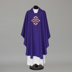 Gothic Chasuble 5990- Purple