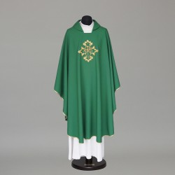 Gothic Chasuble 5991- Green