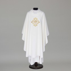 Gothic Chasuble 5992 - Cream