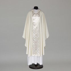 Gothic Chasuble 6000 - Silver