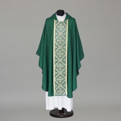 Gothic Chasuble 6002 - Green