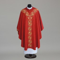 Gothic Chasuble 6004- Red
