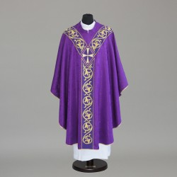 Gothic Chasuble 6005 - Purple