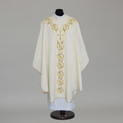 Gothic Chasuble 6006 - Cream