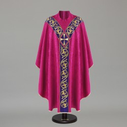 Gothic Chasuble 6007 - Rose