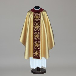 Gothic Chasuble 6020 - Gold
