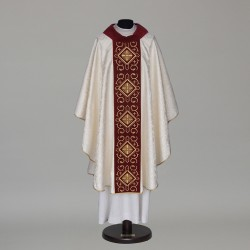 Gothic Chasuble 6023 - Cream