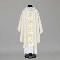 Gothic Chasuble 6025 - Cream