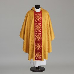 Gothic Chasuble 6032 - Gold