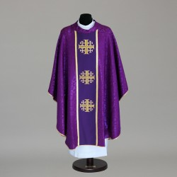 Gothic Chasuble 6040 - Purple