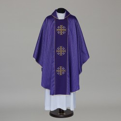Gothic Chasuble 6043 - Purple