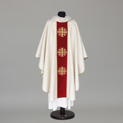 Gothic Chasuble 6045 - Cream