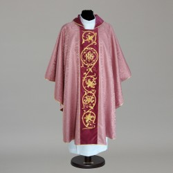 Gothic Chasuble 6058 - Rose
