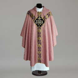 Gothic Chasuble 6070 - Rose