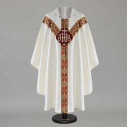 Gothic Chasuble 6071- Cream