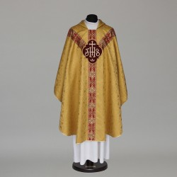 Gothic Chasuble 6067 - Gold