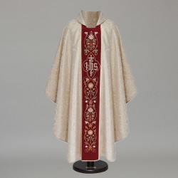 Gothic Chasuble 6110 - Gold