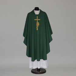 Gothic Chasuble 6119 - Green
