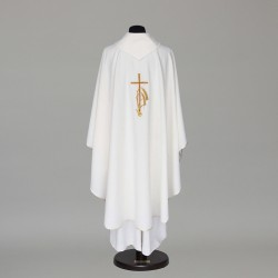 Gothic Chasuble 6121 - Cream
