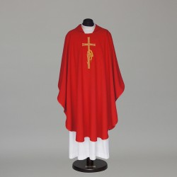 Gothic Chasuble 6122 - Red