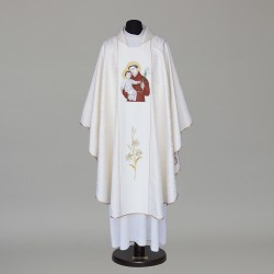 Gothic Chasuble 6131 - Cream