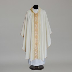 Gothic Chasuble 6137 - Cream