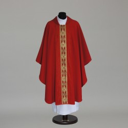 Gothic Chasuble 6138 - Red