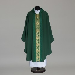 Gothic Chasuble 6139 - Green