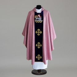 Gothic Chasuble 6146 - Rose