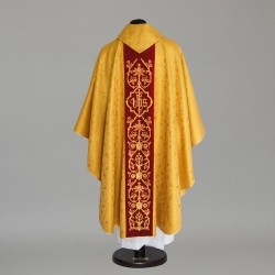 Gothic Chasuble 6147 - Gold