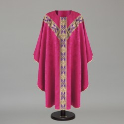 Gothic Chasuble 6148 - Rose