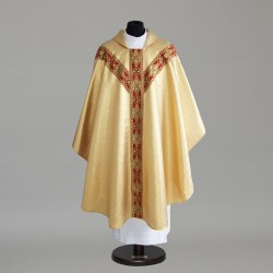 Gothic Chasuble 6150 - Gold