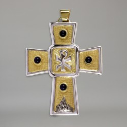 Pectoral cross 5698  - 1