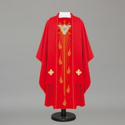 Gothic Chasuble 5110 - Red