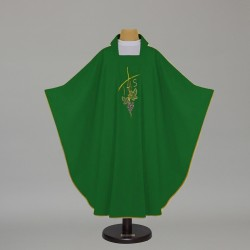 Gothic Chasuble - 5115 - Green