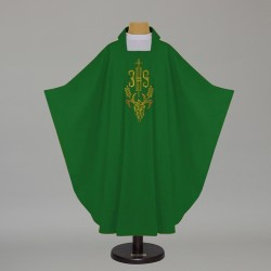Gothic Chasuble - 5122 - Green