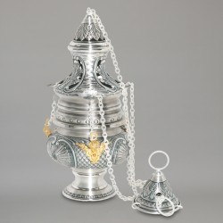 Thurible and Incense Boat...
