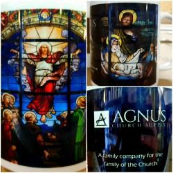 Religious design mug 6163