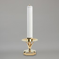 Candle Holder with Oil Candle 5335
