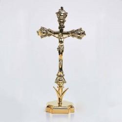 Standing Altar Crucifix 2453