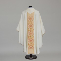 Gothic Chasuble 6299 - Cream
