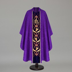 Gothic Chasuble 6302 - Purple